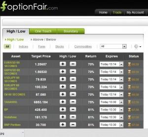 Option fair com