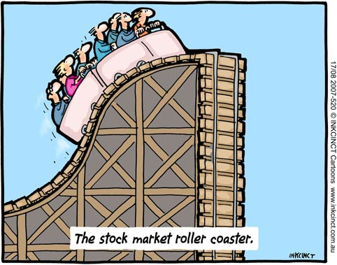Next Stock Market Crash