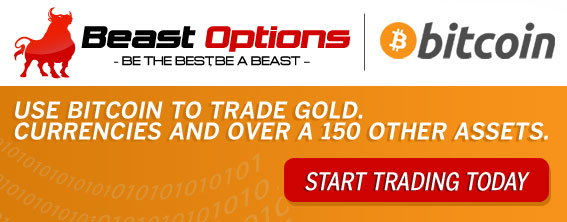 Binary options brokers bitcoin