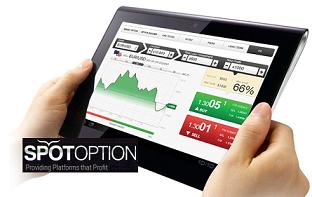 SpotOption Forex Trading Platform