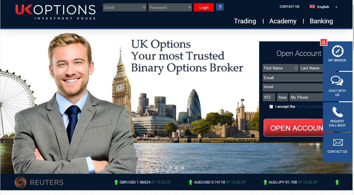 Broker Опцион