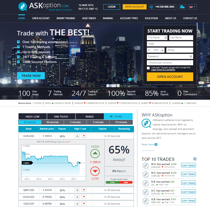 AskOption Homepage