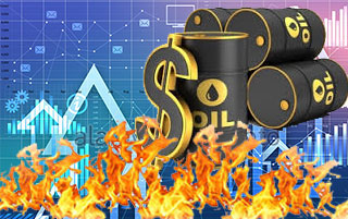 Oil Prices Respond to fire