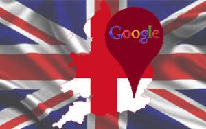 Google HQ in London