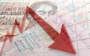 Venezuelan Bolivar decline