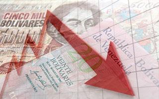 Venezuelan Bolivar Faces Bottomless Decline