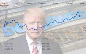 Dow jones rise