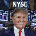 Trump and NYSE