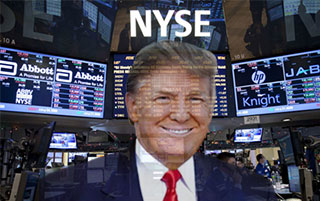 The NYSE Doesn't Hate President Trump